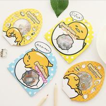 60 teile/paket Sanrio Gudetama Faul Ei Dichtungsaufkleber Tagebuch Label Aufkleber Pack Dekorative Scrapbooking DIY Aufkleber