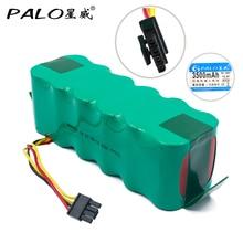 Аккумулятор для робота пылесоса kitel kt505 Haier T322 T321 T320 T325/Panda X500 X580 X600/Ecovacs Mirror CR120/Dibea X500 X580