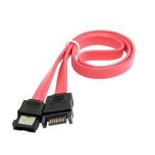 10pcs/lot PS3 Hard disk SATA 7P male to ESATA 7P Female extender extension cable 50cm