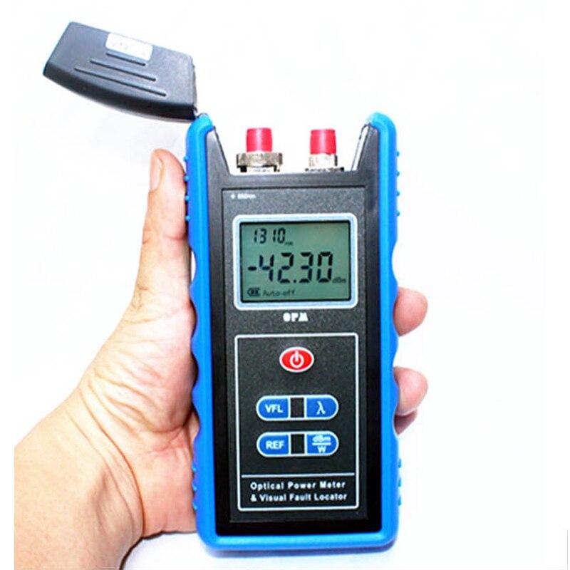 TL-560C الكل في واحد البصرية السلطة متر-50 ~ + 26dbm و البصرية خطأ محدد 1 ميجا واط