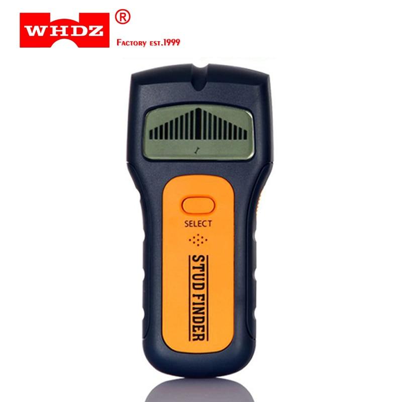 WHDZ Qualität TS79 3 In 1 Metall Detektoren Finden Metall Holz Studs AC Spannung Live Draht Erkennen Wand hinter Scanner