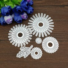 Frame flower Metal Cutting Dies Stencils for DIY Scrapbooking DIY Paper Cards Photo Album Decorative Embossing