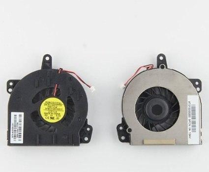 SSEA nuevo ordenador portátil ventilador de refrigeración de la CPU para HP...