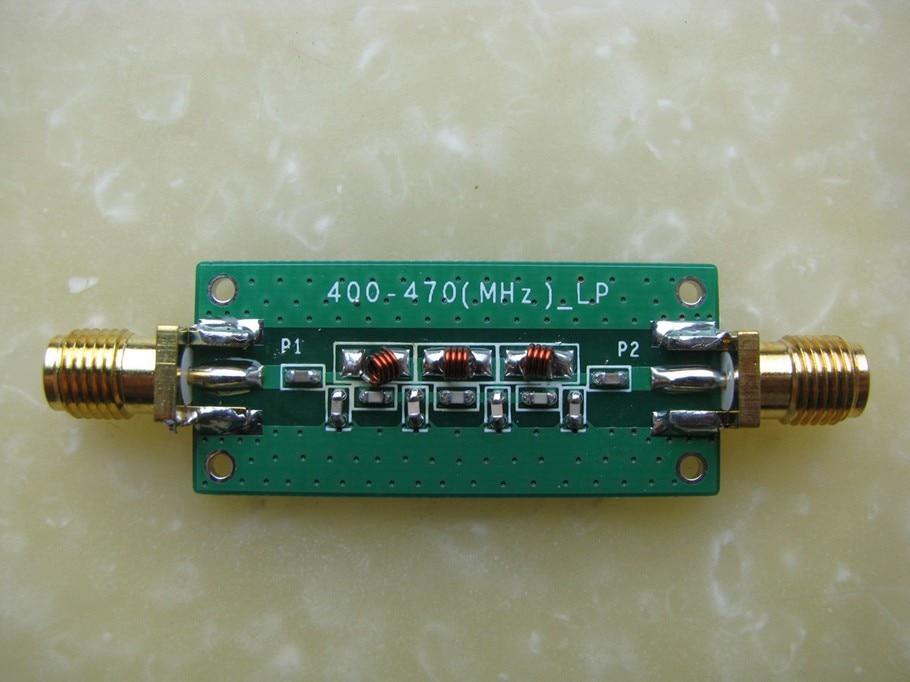 Nuevo filtro de paso bajo LPF de 433MHZ