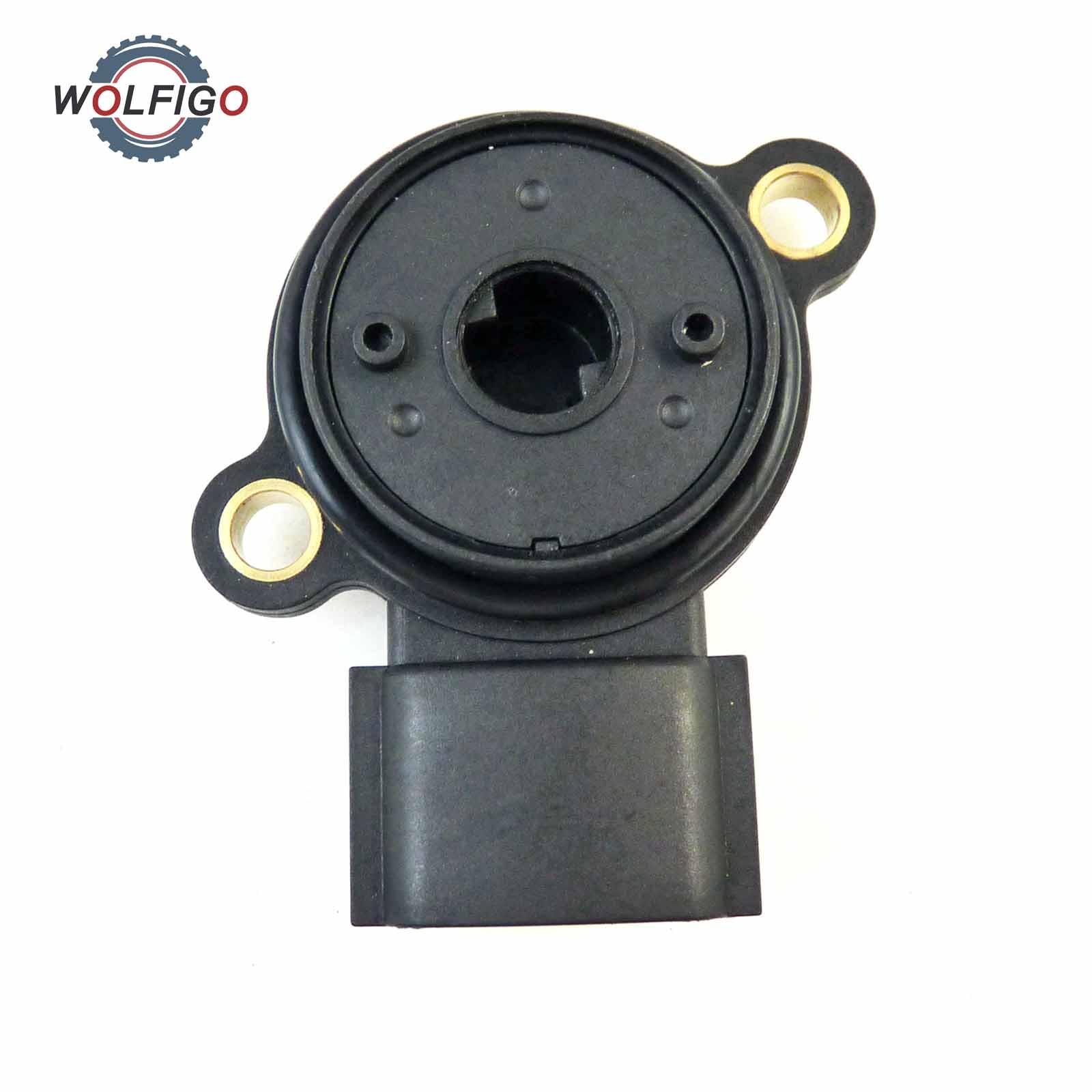 Sensor de ángulo WLFIGO y anillo redondo para Honda TRX500FA TRX400FA Rancher FGA 06380-HN2-305 nuevo