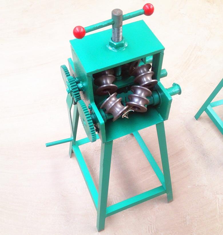 Manual multi-function pipe bending machine / elbow tool / pipe bender hand bending machine