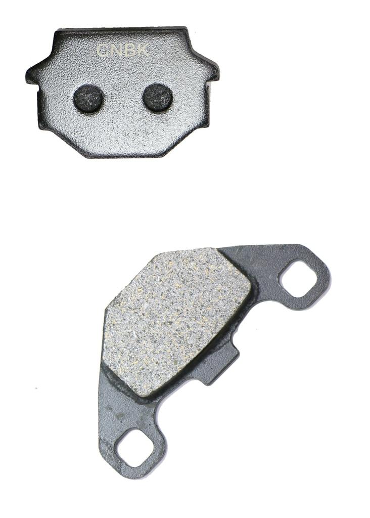 Набор тормозных колодок для квадроцикла BAROSSA ATV 170 Cheetah 2003 - 2006