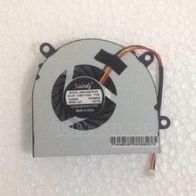 Nouveau Portable ventilateur refroidisseur de processeur Pour MSI GP60 CX61 CR650 FX620DX GE620 GE620DX FX610 FX600 FX603 MS-16GN1 FX610MX FX610DX FX600MX