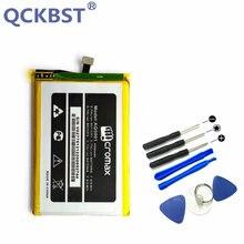 QCKBST nowy AQ 5001 baterii do Micromax AQ5001 ZAW1055QAA baterii do telefonów komórkowych akumulator Bateria kod śledzenia