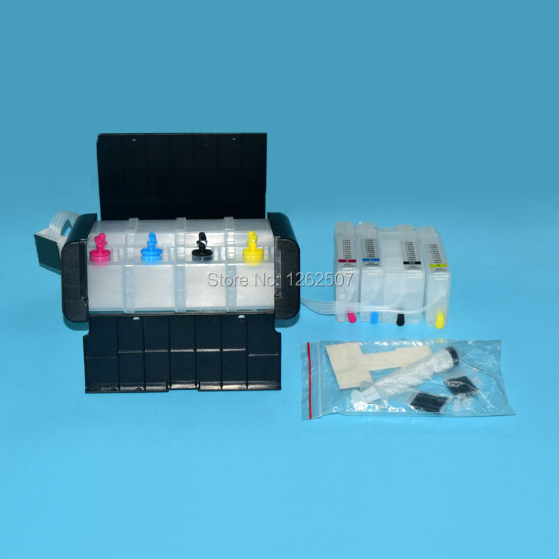 PGI 1100 PGI-1100 PGI-1100XL PGI 1100 1100XL sistema de tinta continuo para Canon maxify mb2010 de tinta de la impresora sistema ciss
