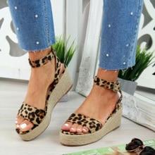 Puimentiua Summer Shoes Platform women Sandals Women Strap Sandal Wedges Shoes Casual Woman Peep Toe Espadrille zapatos de mujer
