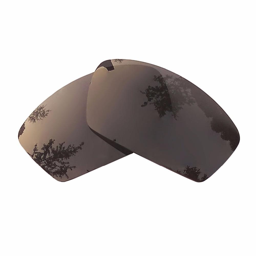 Black Replacement Lenses for Square Whisker Sunglasses Frame 100% UVA & UVB Anti-Reflective
