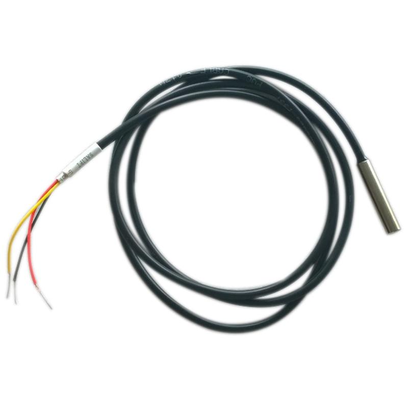 1 Uds DS18b20 sensores de temperatura a prueba de agua termistor Control de temperatura envío rápido