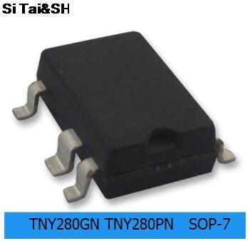 5 pièces TNY280GN TNY280PN SOP-7 circuit intégré