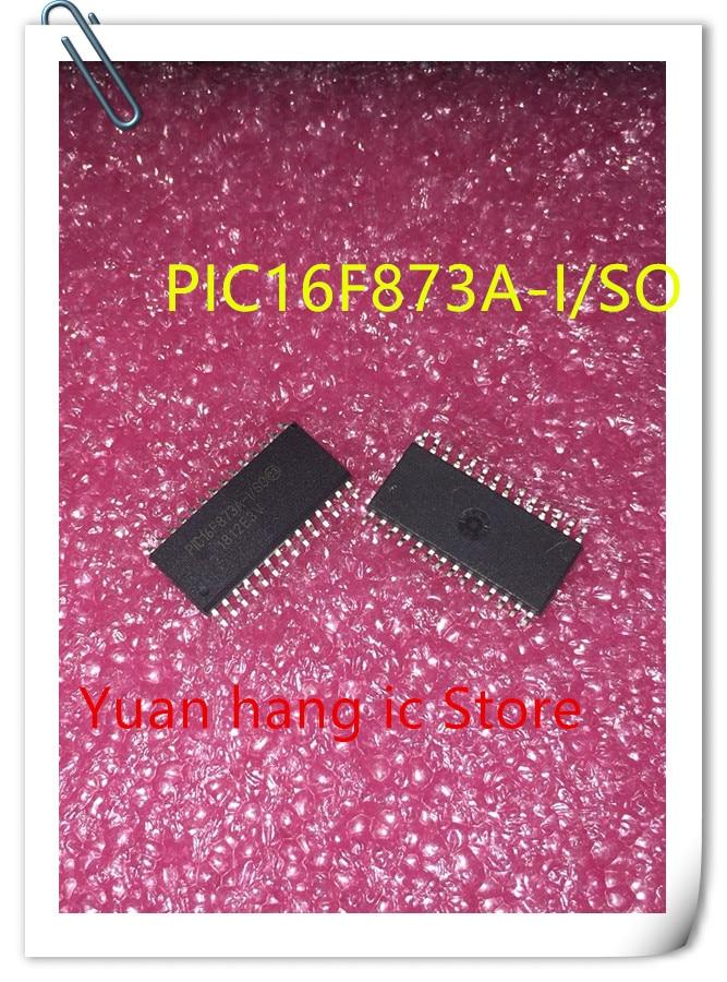 5 teile/los PIC16F873A-I/SO PIC16F873A PIC16F873 16F873 SOP28 Controller
