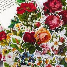 36 шт. креативные милые самодельные Ретро наклейки для скрапбукинга/декоративные наклейки/самодельные фотоальбомы