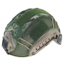 Housse de casque Maritime tactique en tissu pour casque Maritime TYPHON Highlander AT-FG Multicam AOR2 AOR1