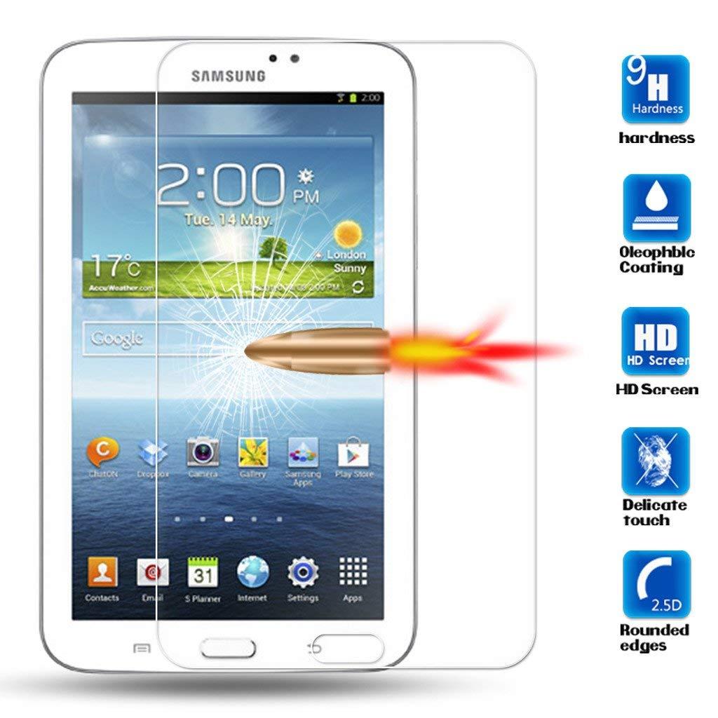 """Tab 3 7,0 """"Protector de pantalla de vidrio templado para Samsung Galaxy Tab 3 7 pulgadas SM-T210 T211 GT-P3200 P3210 Tablet cristal Protector"""