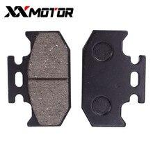 Высокое качество задние тормозные колодки диски обувь для Kawasaki KDX125 KDX200 KDX250 KLX250 Suzuki DR250 DR350 YAMAHA DT125 TTR250 Новинка