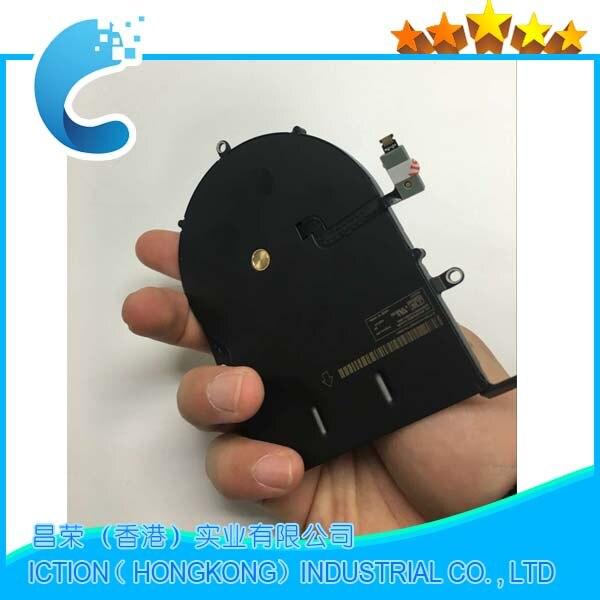 Original nuevo A1502 ventilador para Apple Macbook pro retina a1502 ME864 ME865 ME866 2013 Ventilador de refrigeración para portátil refrigerador