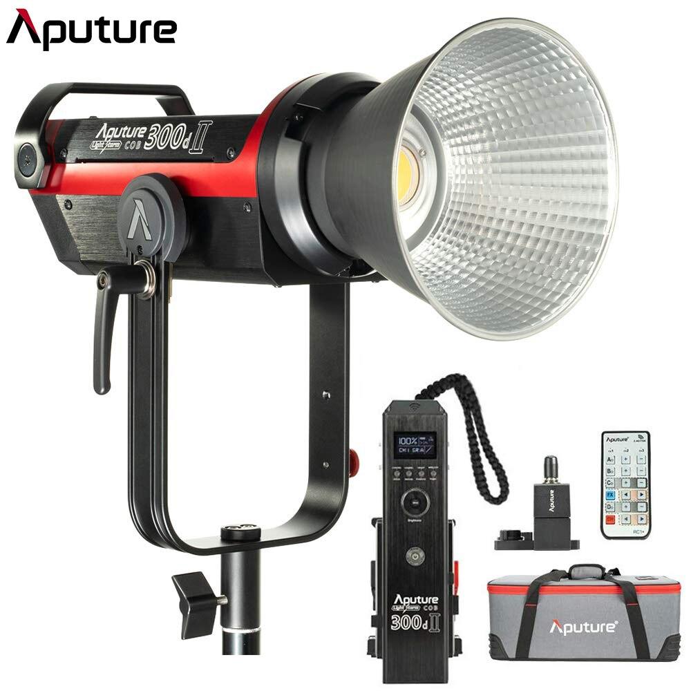 Aputure Ls C300d Ii 300d Ii Led Video Licht Cob 5500K Daglicht Met Bowens Mount Outdoor Studio Licht fotografie Verlichting