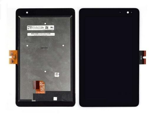 Versioin B TOM80H12 V1.0 para Dell Venue 5830 8 pro T01D001 T01D tableta Panel táctil digitalizador LCD conjunto de pantalla