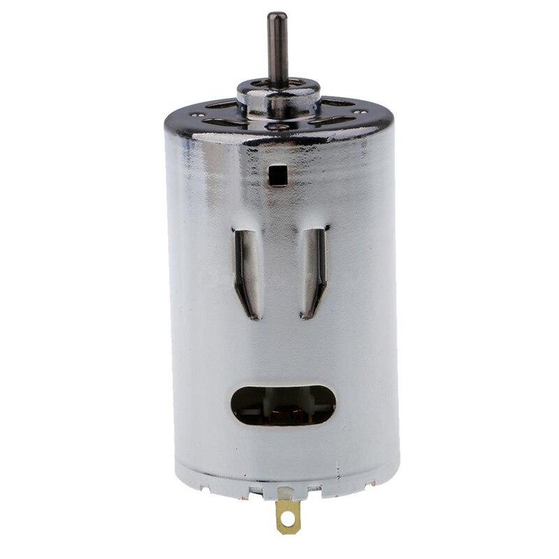 R-550-555 DC 12-24V 6000-12000 RPM 3mm Shaft Dia Magnetic Motor Massager
