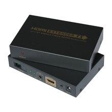 AMS-HTR1S Hdmi Naar Sc Poort Single-Mode 20Km Fiber Digitale 1080P Hdmi Glasvezel Video Extender Hdmi video Vezelzendontvanger