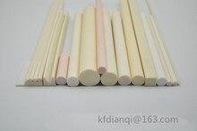 99.5% de Alumina Cerâmica/Cerâmica Haste/haste Sólida/Diâmetro = 3mm