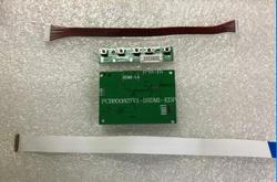 EDP 30pin HDMI Raspberry Pi Board Driver para B140RTN03.0 1600*900