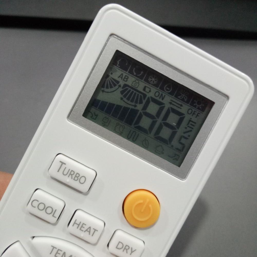 Nuevo reemplazo Original para haier aire acondicionado control remoto 0010401715AQ v9014557