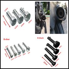 Глушитель выхлопной трубы мотоцикла дБ убийца глушитель Утюг Eliminator для BMW K1200S K1300 S/R/GT S1000RR HONDA CBR125R CRF250R