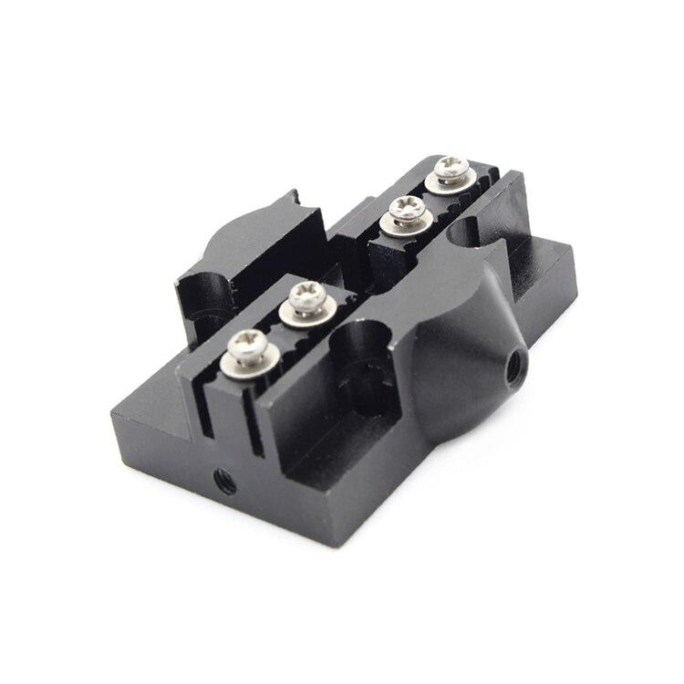 Metal Delta Kossel Slides M3 Enfrentar Efetoras Kossel Mini Carriage