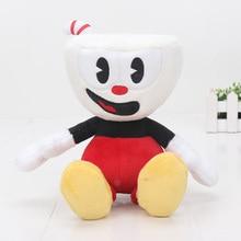 Мягкая Плюшевая Кукла в виде головы-мугмана, Boss, Devil, легендарная чаша, плюшевые игрушки, детские подарки