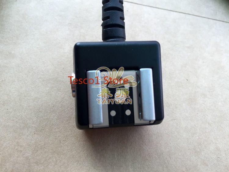Godox TTL Cámara zapato caliente Flash Cable de sincronización para Nikon Speedlite como SC-28 SB-700 SB-900 SB-910 SB-5000