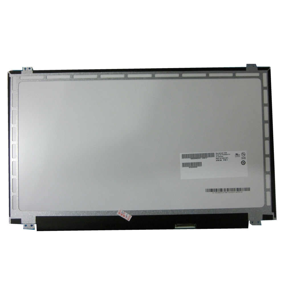15,6-дюймовый ЖК-экран для ноутбука, тонкая матрица, 40 pin, LP156WHB-TLA1 LTN156AT30 B156XW04 V.5 B156XTN03.2, NT156WHM-N10, LB1