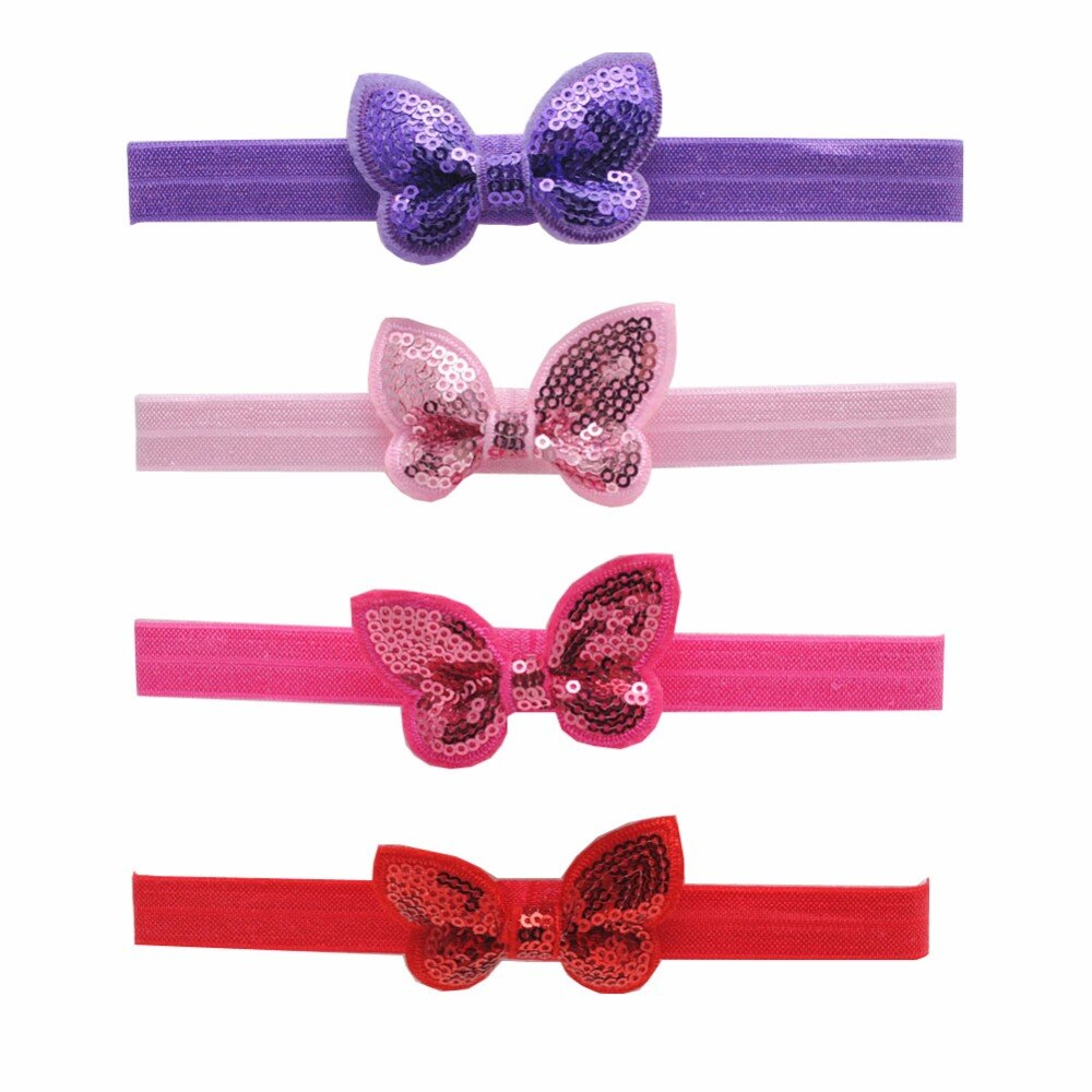 2 Peças/lote New Corean Estilo Meninas Cabeça Bandas Acessórios Para o Cabelo Bonito Headbands Elastic Headbands Presente