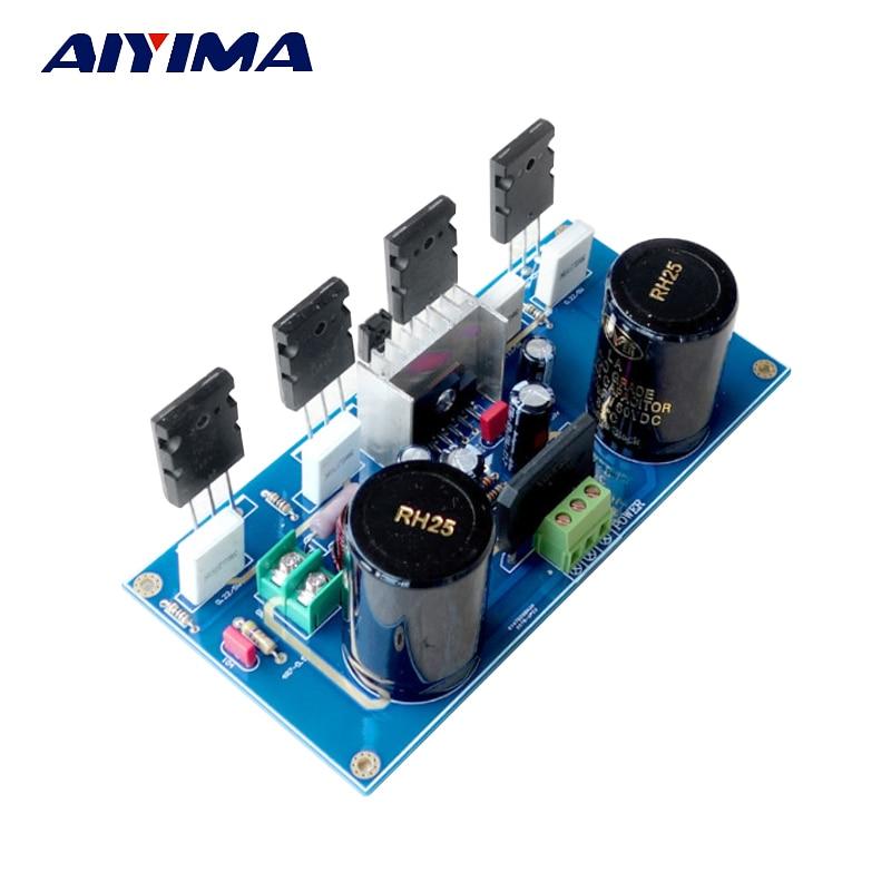 Усилители AIYIMA аудио Плата DIY наборы UPC1342V 220W Двойной Mono усилитель раздельный запасные части