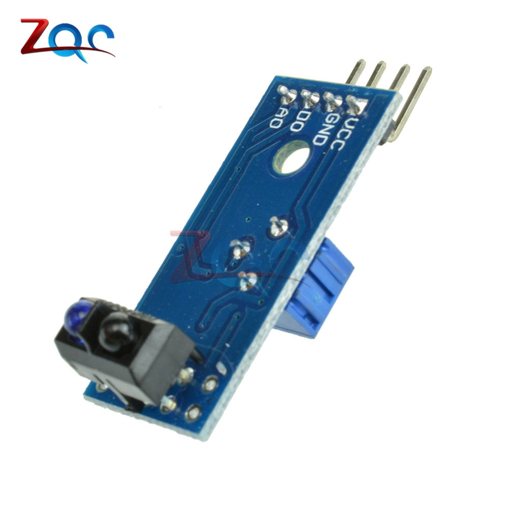 10pcs TCRT5000 Obstacle Avoidance Infrared Track Sensor Module For Arduino Smart Car