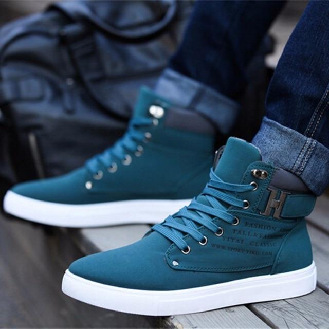 Zapatos vulcanizan para Hombre Zapatos De Hombre Tenis Masculino Botas hombres Zapatillas Hombre