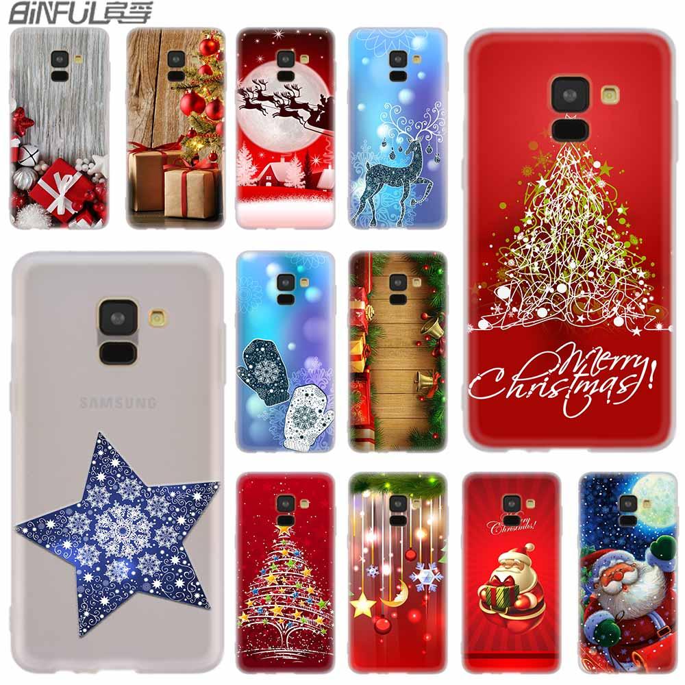 Fall Für Samsung A10 A10S A11 A20 A20S A20E A30 A30S A40 A40S A50 A60 A70 A70S A80 A90 A21 a31 A51 Santa Claus Weihnachten Hirsch