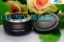 Exakta Monture à NEX E Adaptateur de Montage + capuchon bouchon arrière EXAKTA-NEX NEX-F3 NEX-5 Nex-5N Nex-7 EXA-NEX