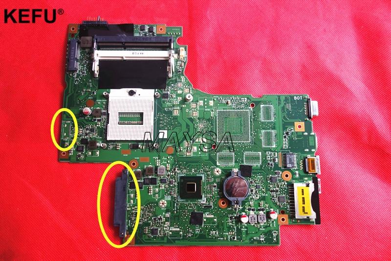Placa base para ordenador portátil DUMB02 UMA Tablero Principal REV: 2,1 apta para Lenovo G710 100% totalmente probada