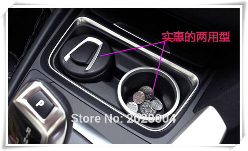 Acessórios Do Carro interior do carro-Styling Ash Trash Can PARA toyota corolla Carro skoda mazda ford focus 3 6 opel passat b5 chevrolet