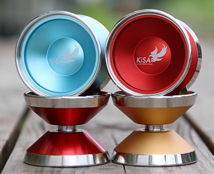 2019 VOSUN U4-KiSA yoyo Novas Cores tipo velocidade iô-iô edição limitada 1A profissional anel yoyo profissional
