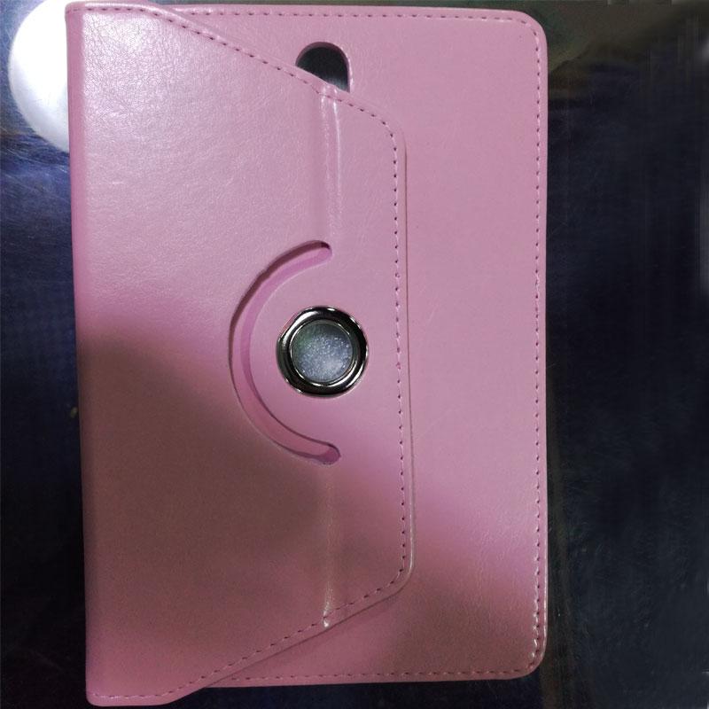 """Para Asus MeMO Pad 7 ME170C 8GB 7 """"pulgadas giratorio 360 grados Universal Tablet PU Funda de cuero"""
