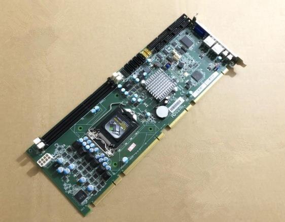 PIC-H61 H61 رقاقة بطاقة الشبكة المزدوجة كامل طول بطاقة 1155 دبوس لوحة تحكم الصناعية اللوحة الأم الصناعية