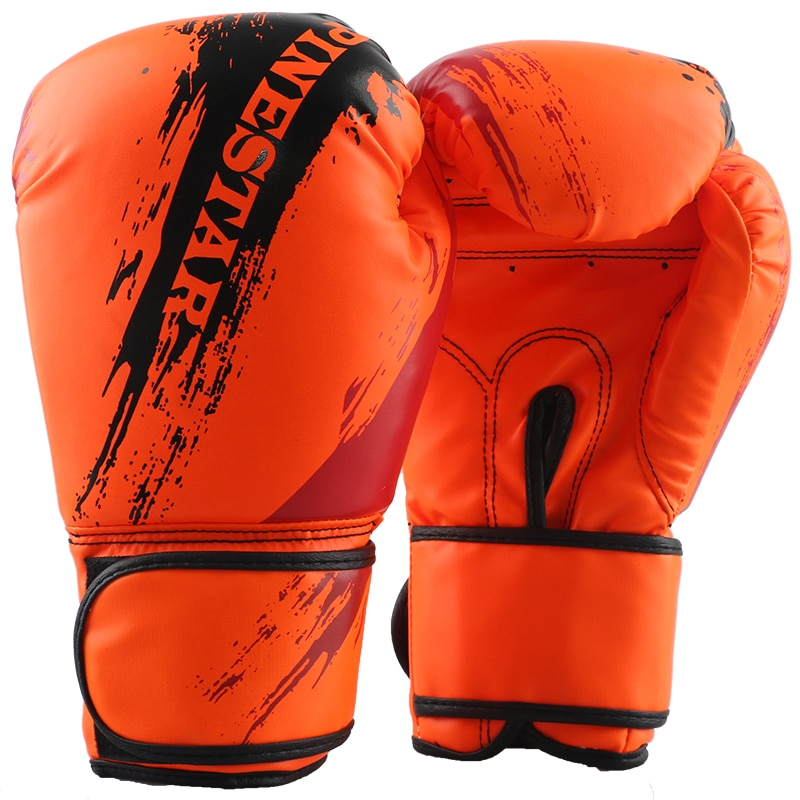 High Quality PU Adult Men Women Boxing Gloves Fighting Kickboxing Gloves Training Gloves Punching Bag Gloves Luvas De Boxeo