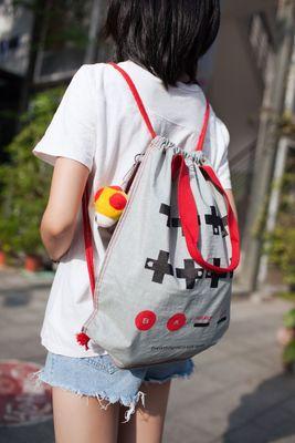 8 BitDo CONBAG Beam Port Bag impermeable plegable Reticule mochila estilo de juego