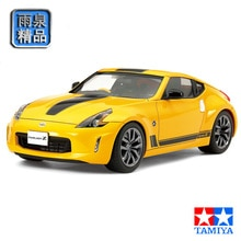 Modèle de voiture assemblé Tamiya 24348 1/24 NISSAN 370Z Kit de Mode